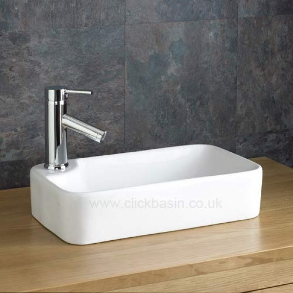 Small wash basin for Airstream Toilet
